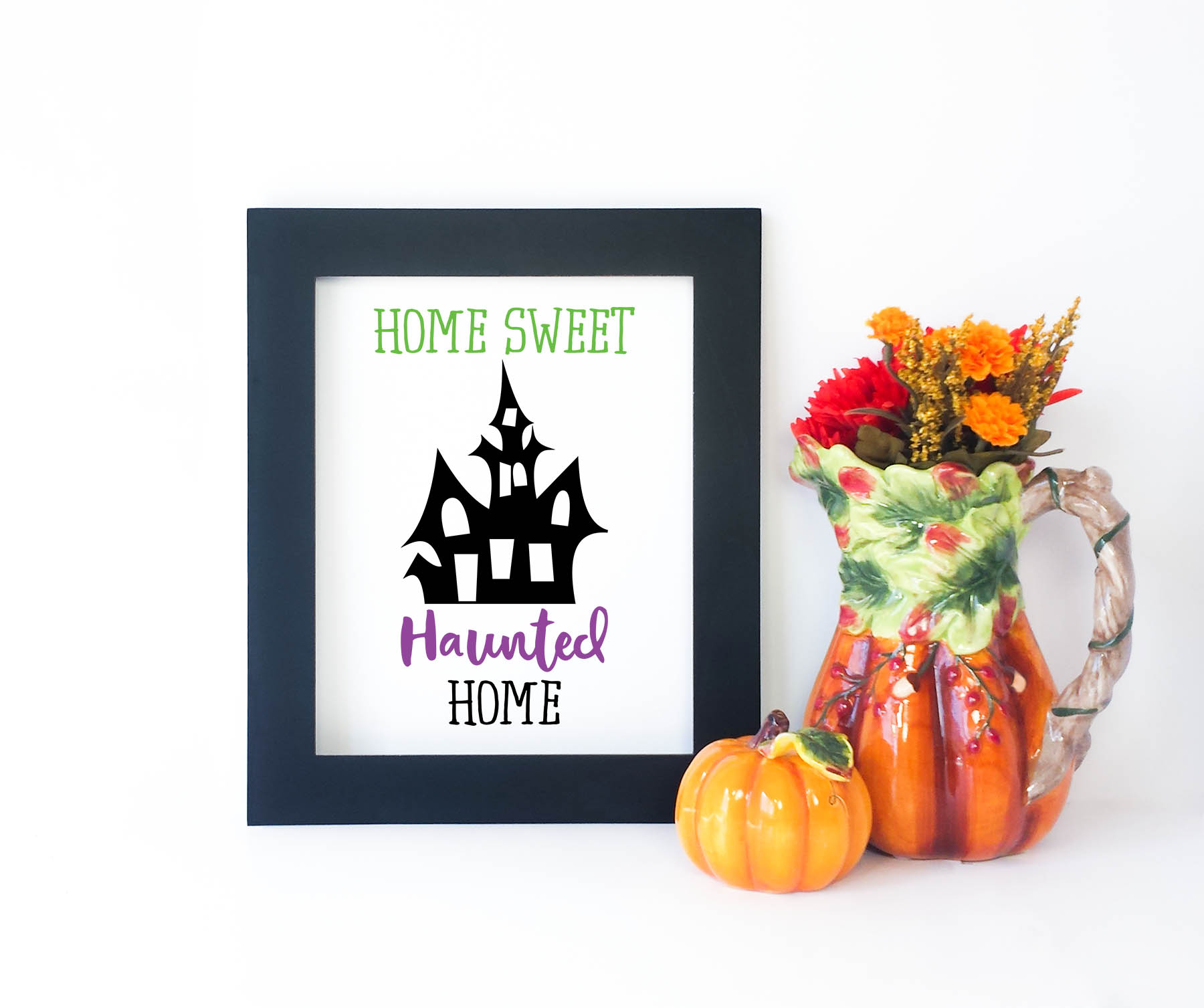 Halloween SVG Bundle with 25 SVG PNG DXF EPS JPG Cut Files example image 7