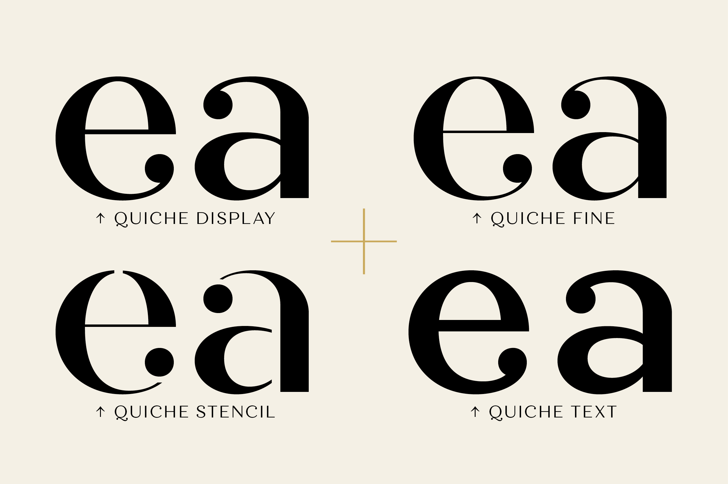 Quiche Font Family example image 4