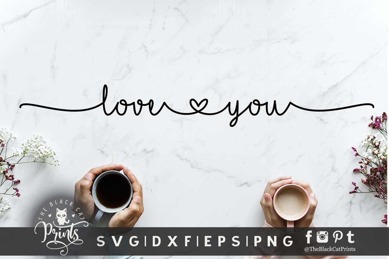Mini Valentines bundle SVG DXF EPS PNG example image 9