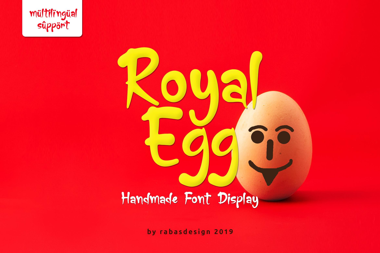 Royal Egg example image 1
