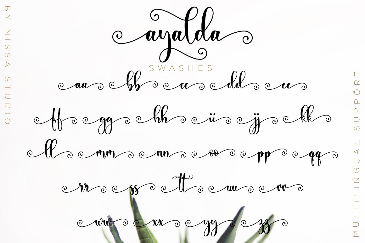 Ayalda Script example image 12
