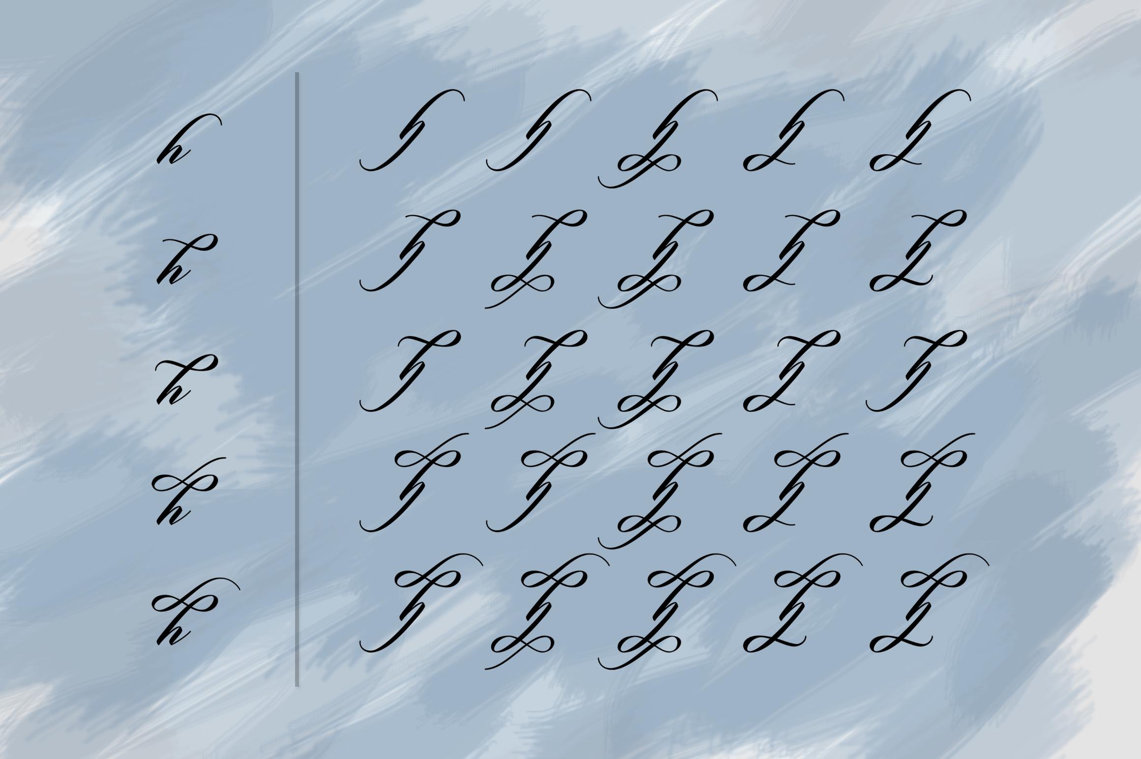 Zephan + Antebras Typeface example image 5