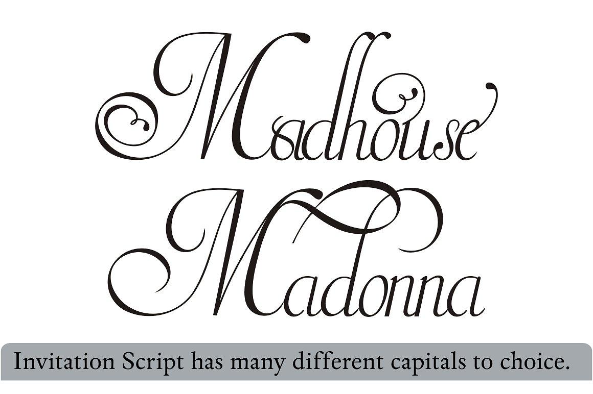 Invitation Script example image 3