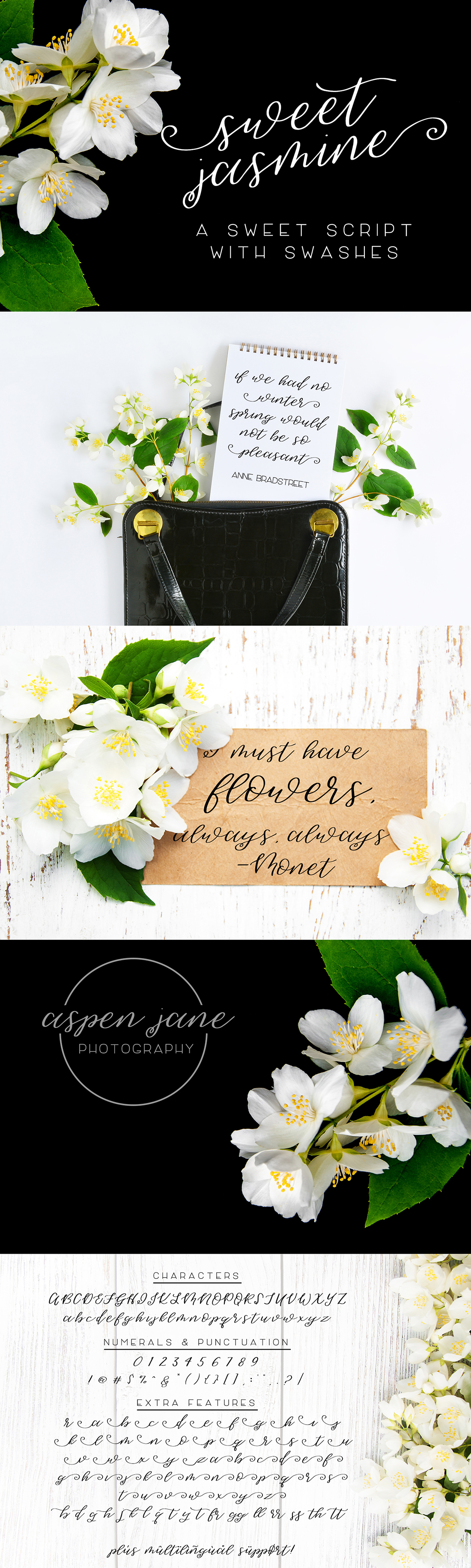 The Crafter's Font Bundle example image 18
