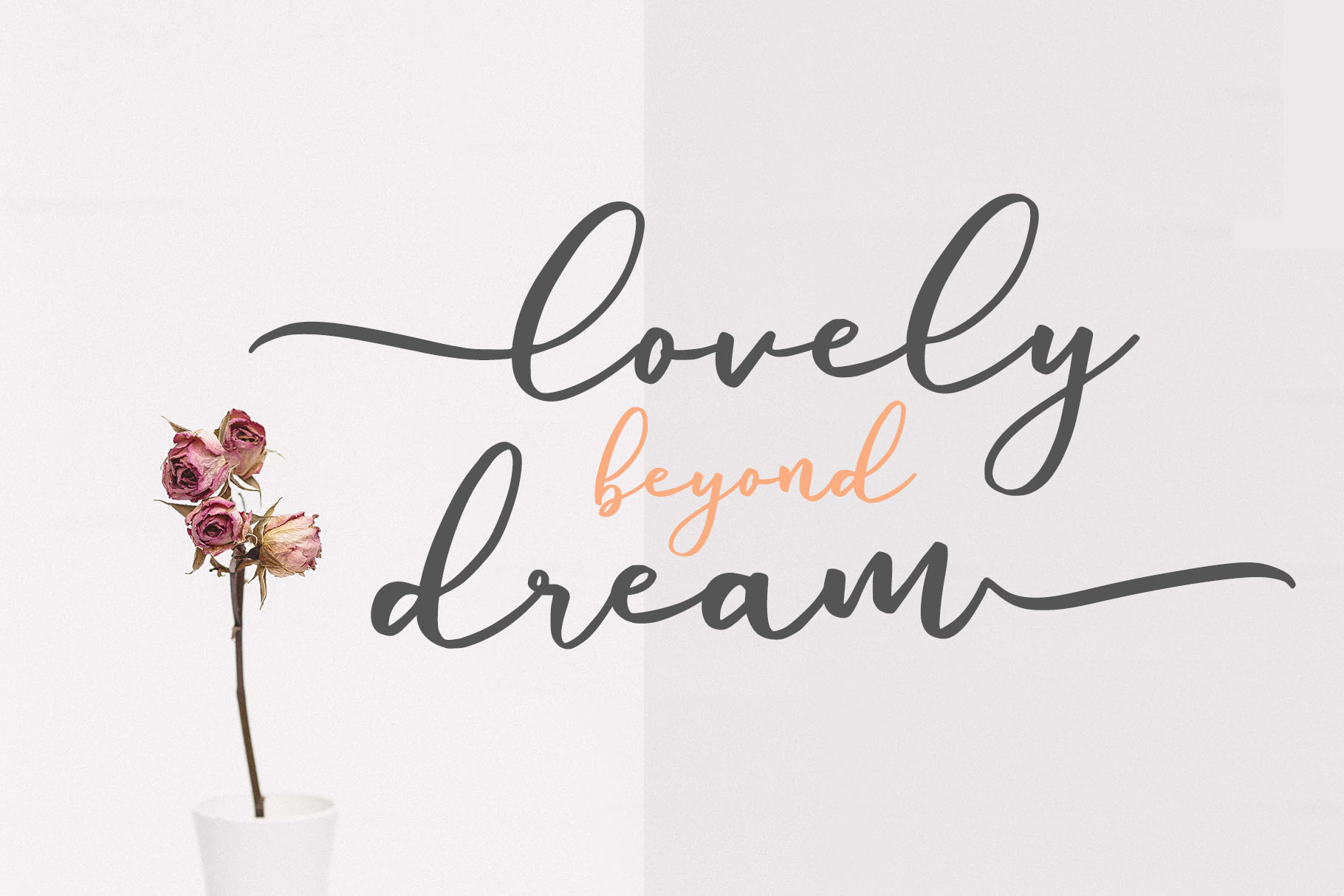 Masitha - A Lovely Script Font example image 2