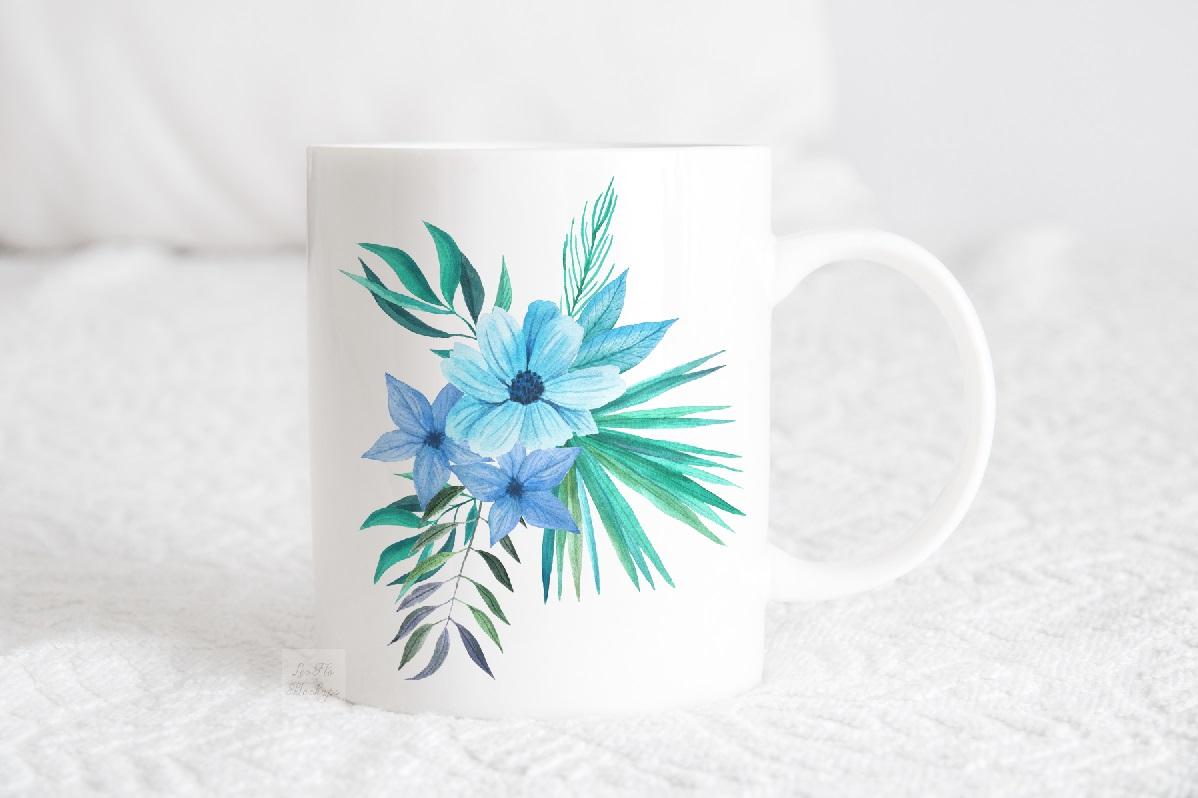 Mug mockup modern 11 oz coffee psd smart white coffee mugs example image 3