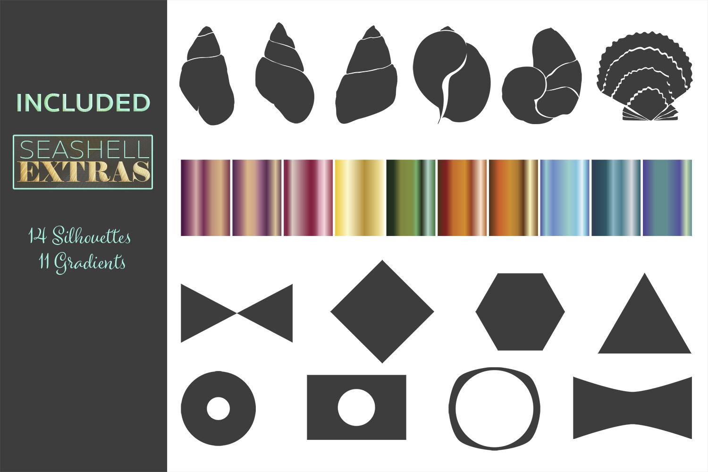 Ethereal Seashells example image 8