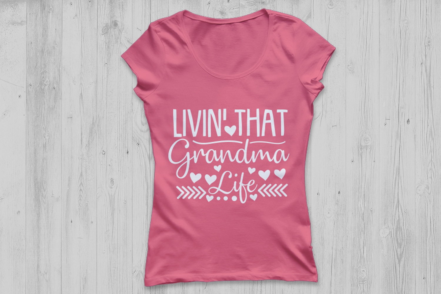 Livin That Grandma Life Svg, Mother's Day Svg, Grandma Svg. example image 2