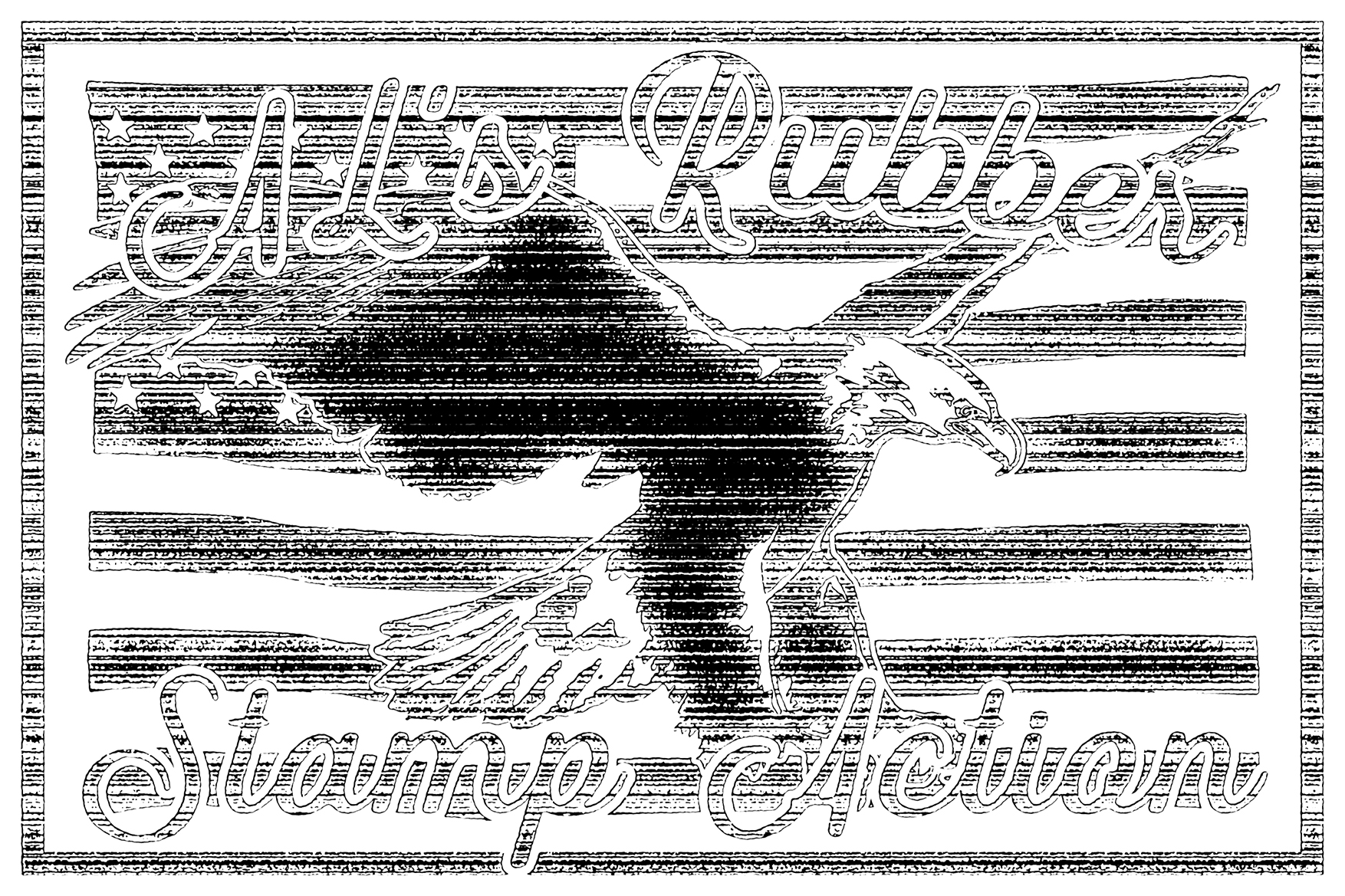 AL's Rubber Stamp Action Kit example image 24