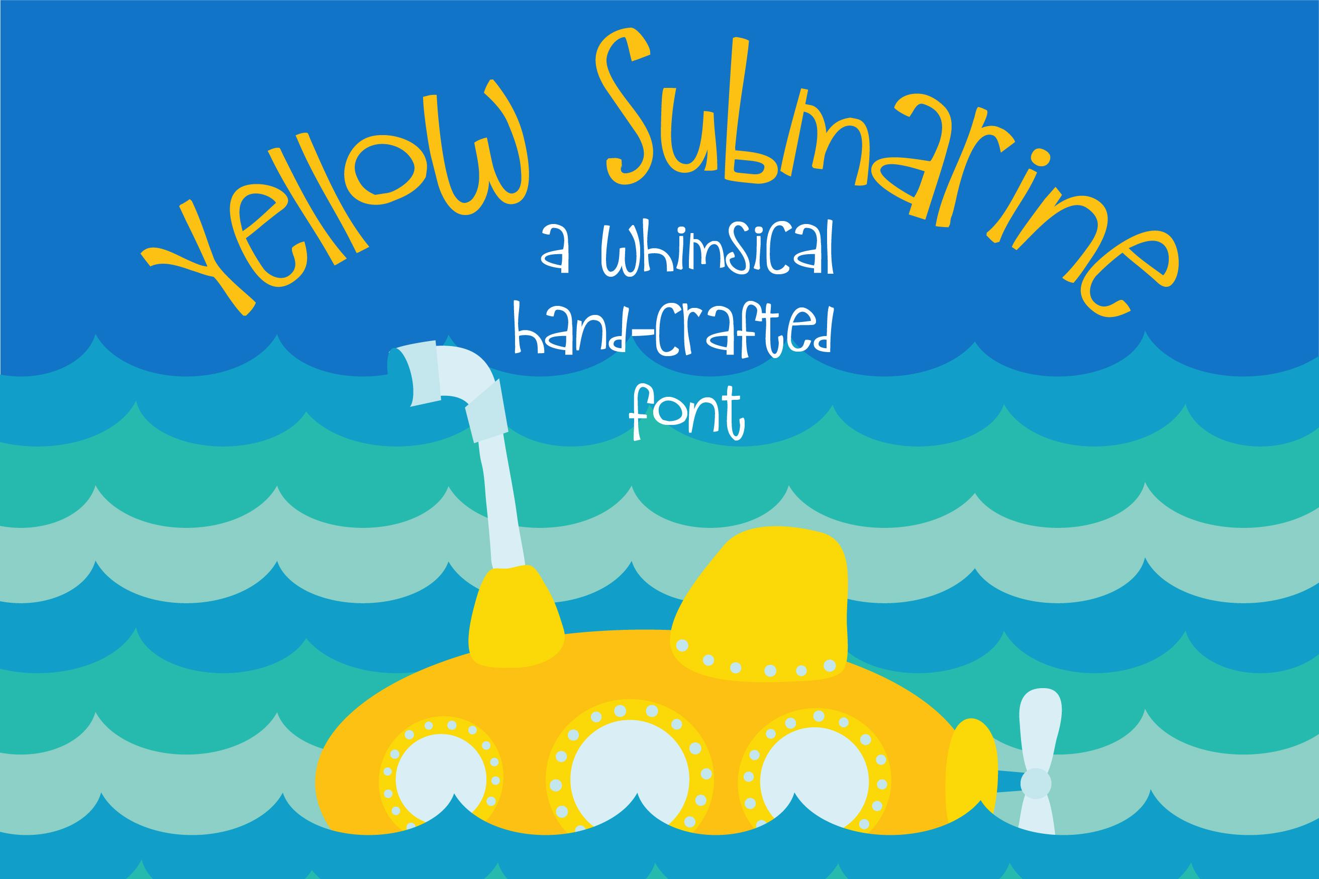 ZP Yellow Submarine example image 1