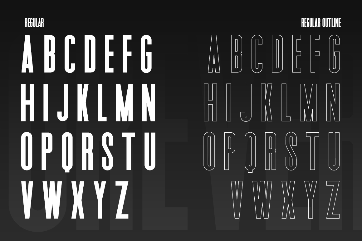 Forever Freedom Font Family example image 7