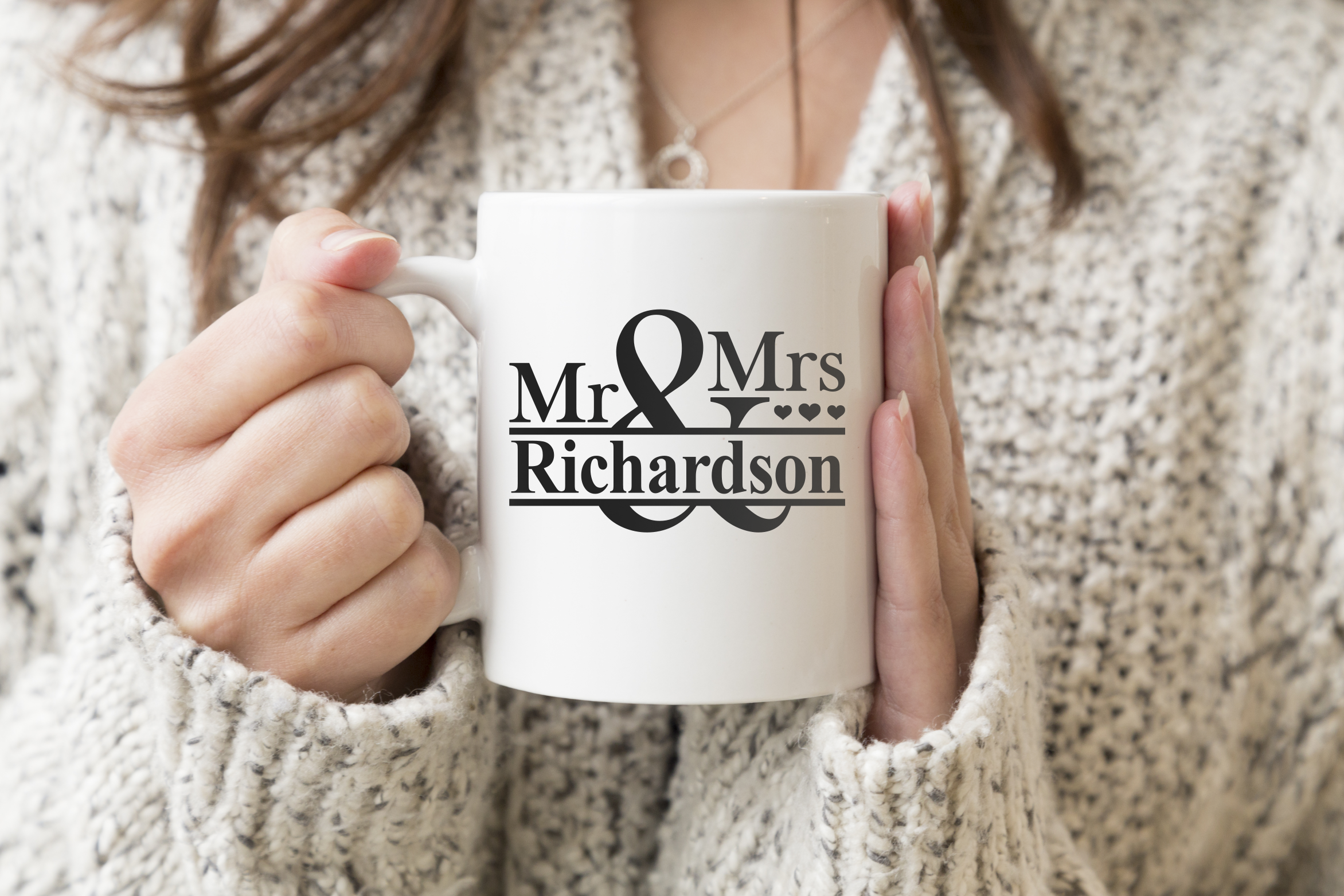 Mr and Mrs Svg, Mr and Mrs Monogram Svg, Wedding Svg example image 3