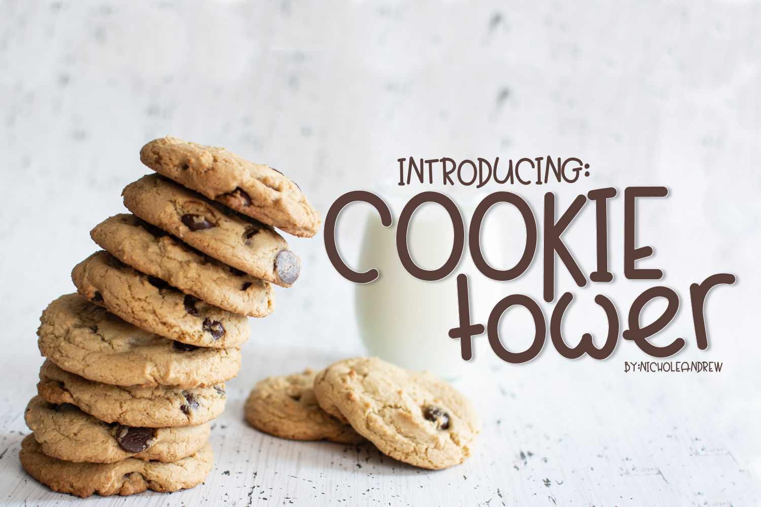 Cookie Tower example image 1