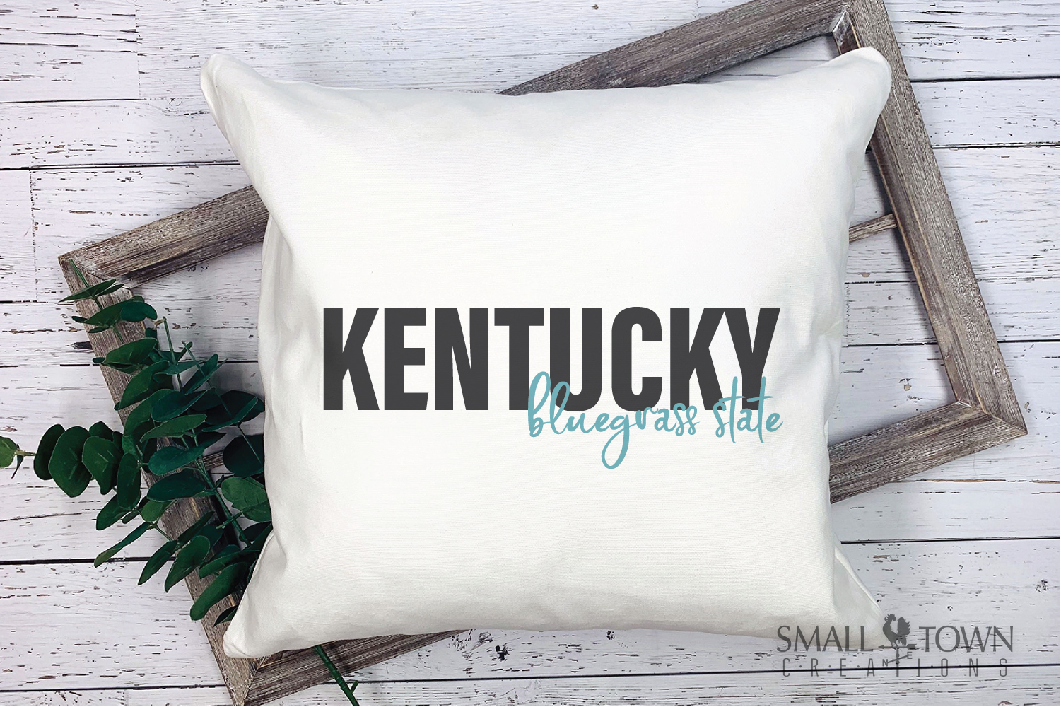Kentucky, Bluegrass State-slogan, Logo, PRINT, CUT & DESIGN example image 7