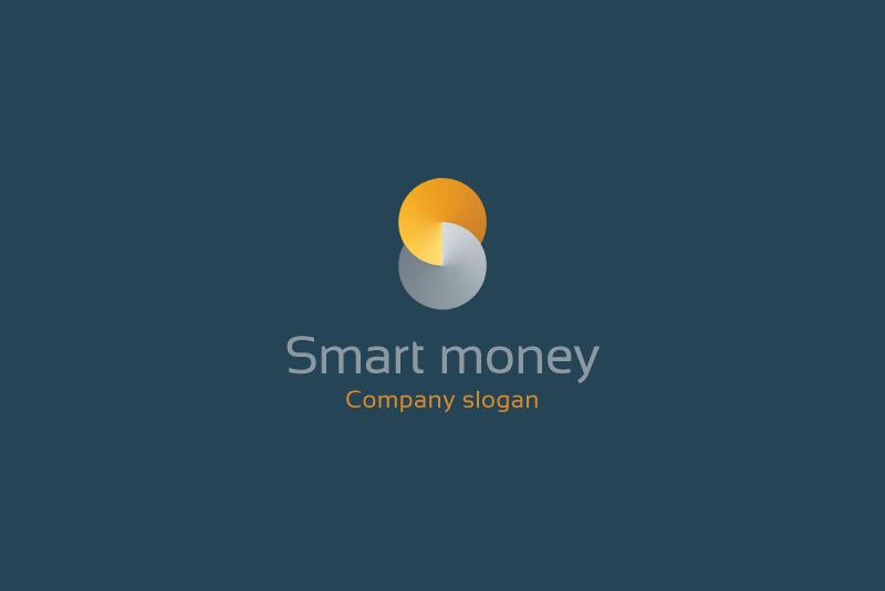 Smart money logo example image 2