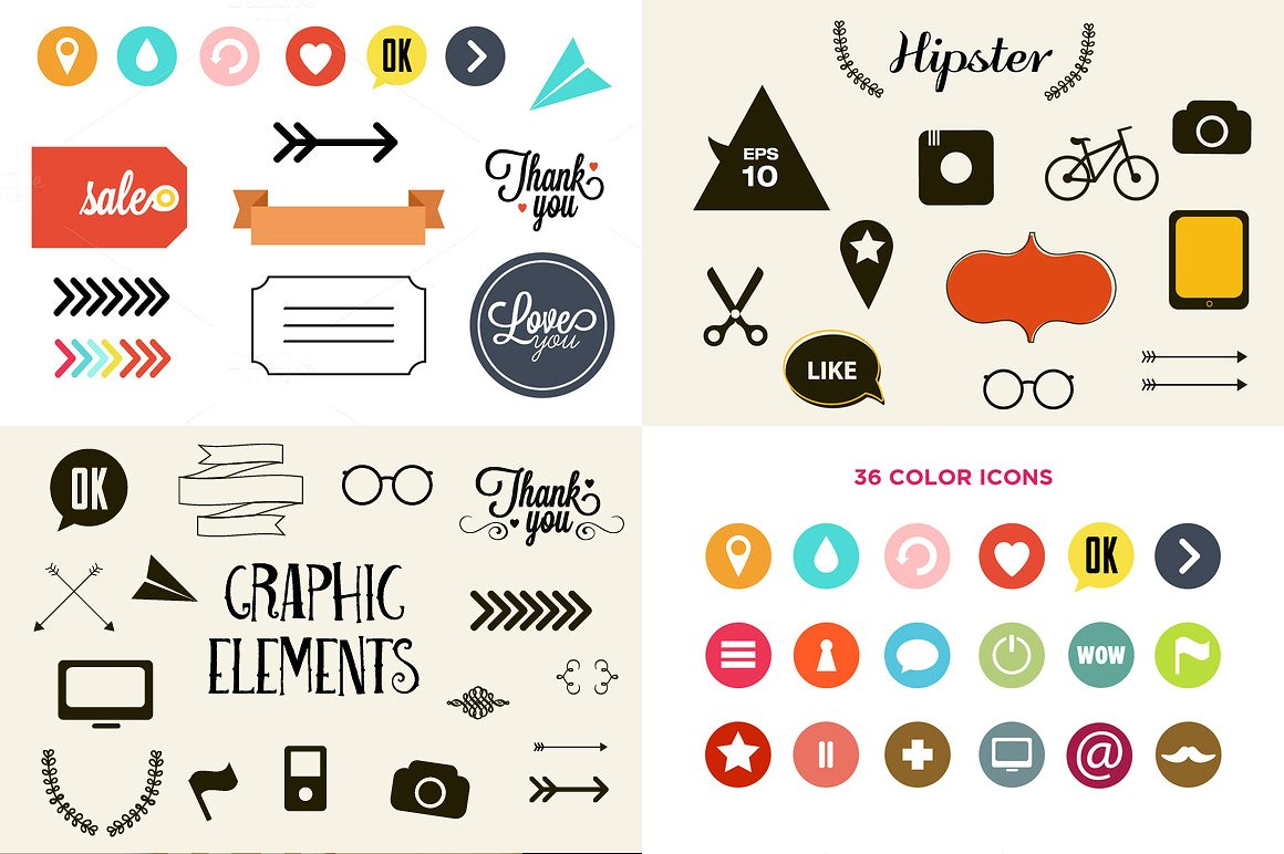 Graphic Bundle 90%OFF example image 14