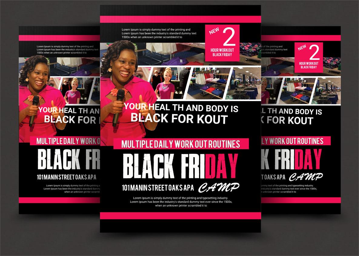 Black Friday Bundle 5 psd example image 6