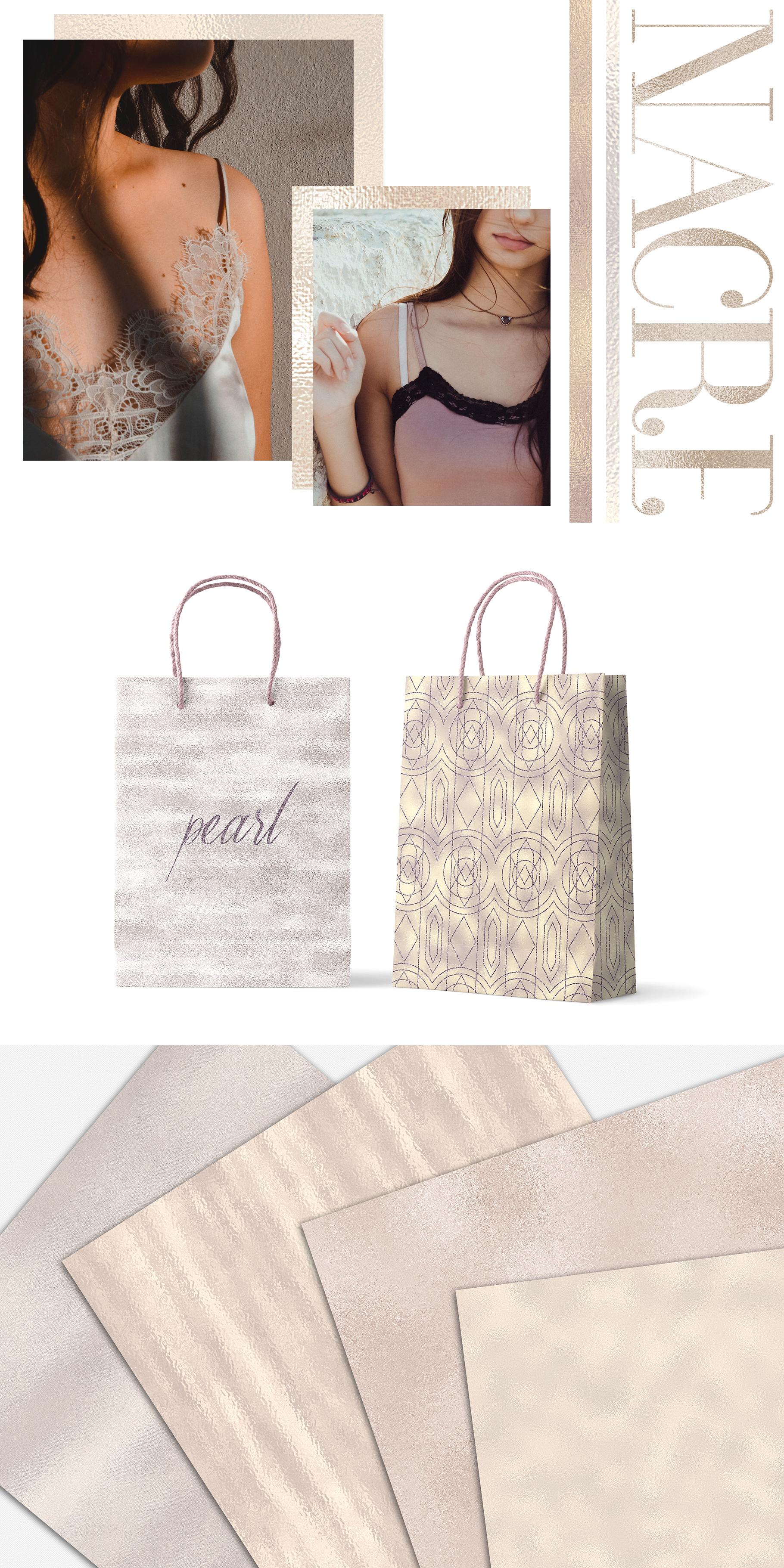 Noir - Patterns & Textures Bundle example image 12