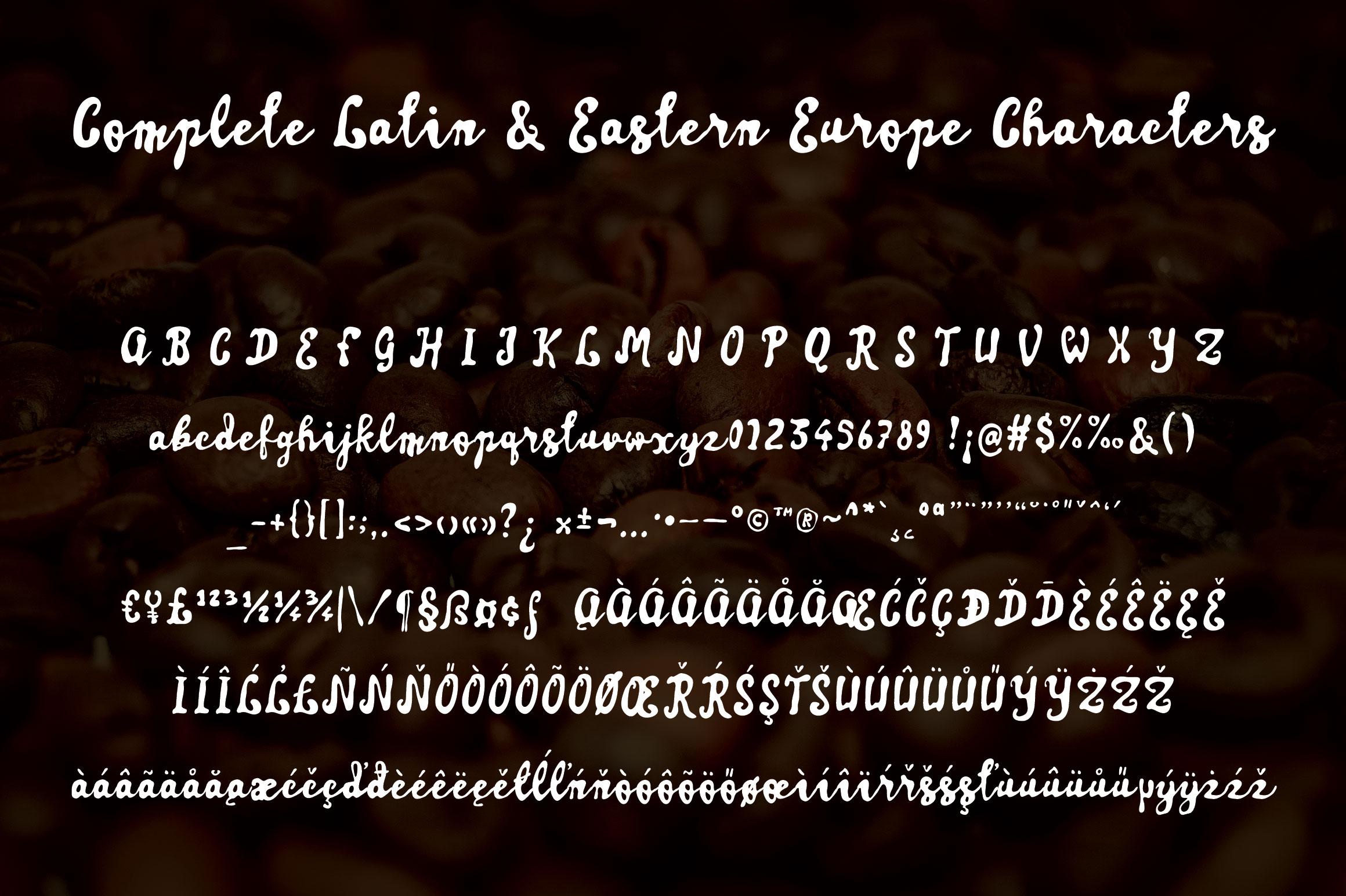 Artisoya Script example image 3