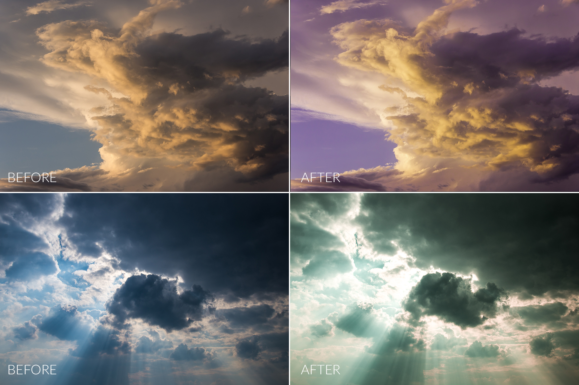 Clouds Lr Presets example image 4