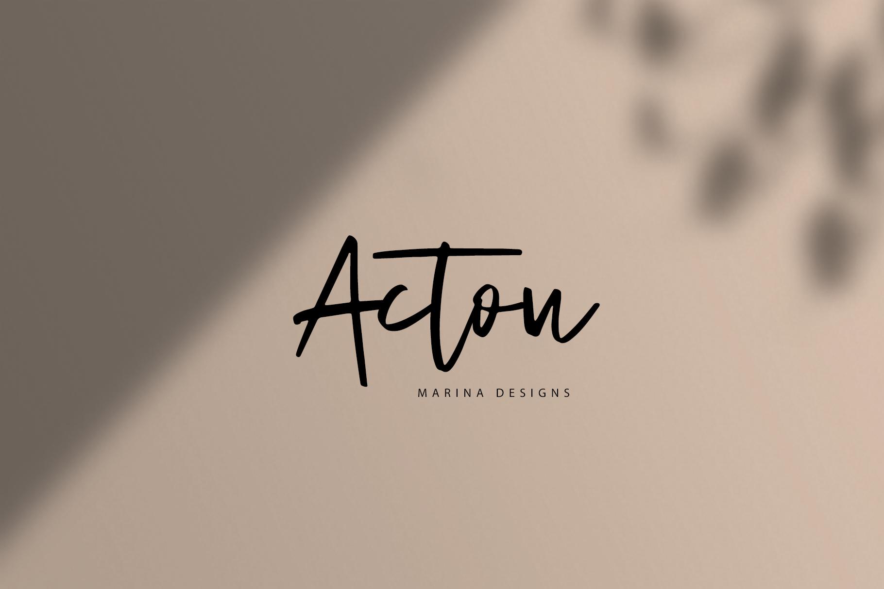 Acton example image 1