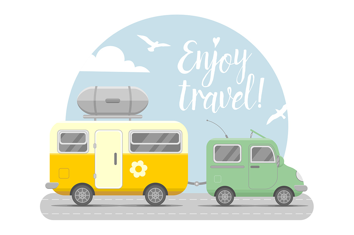 Travel trailers collection example image 1