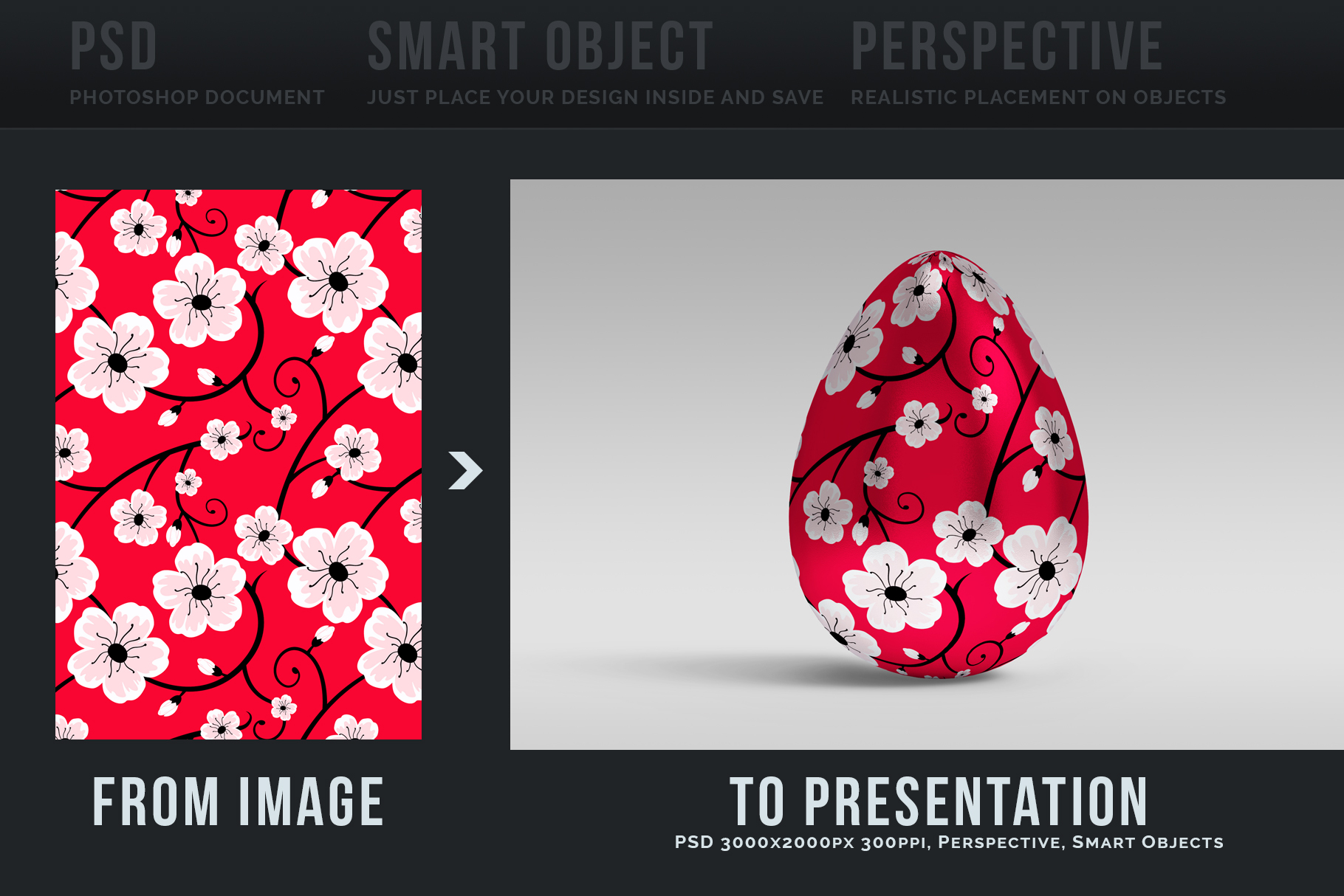 Easter Egg Mockups and Images example image 9