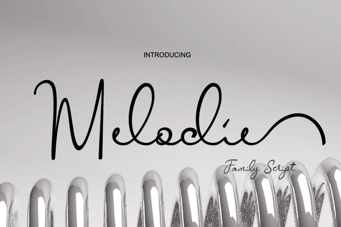 Fresh Bundles Font Script Happy New Year example image 3