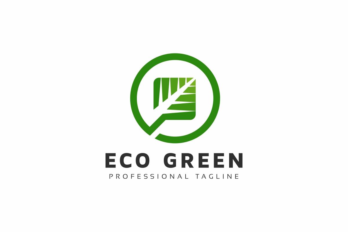 Eco Green Logo example image 1