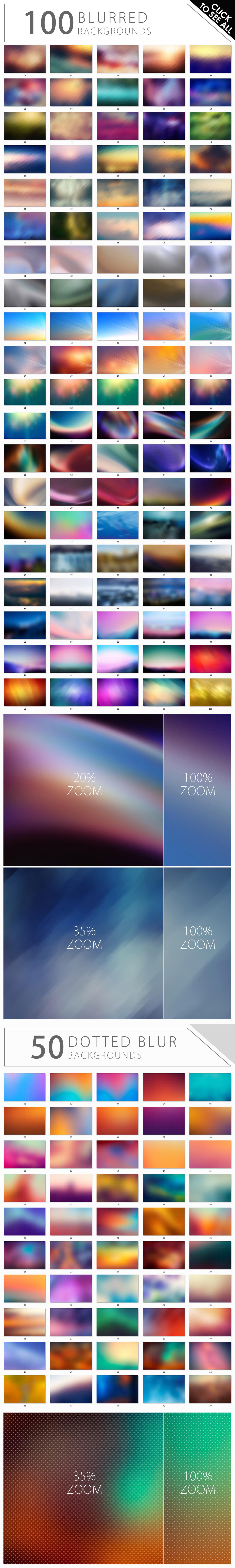 Supermassive Backgrounds Bundle example image 4