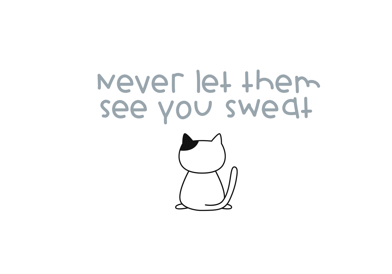 Little Kitty - A Fun Handwritten Font example image 7