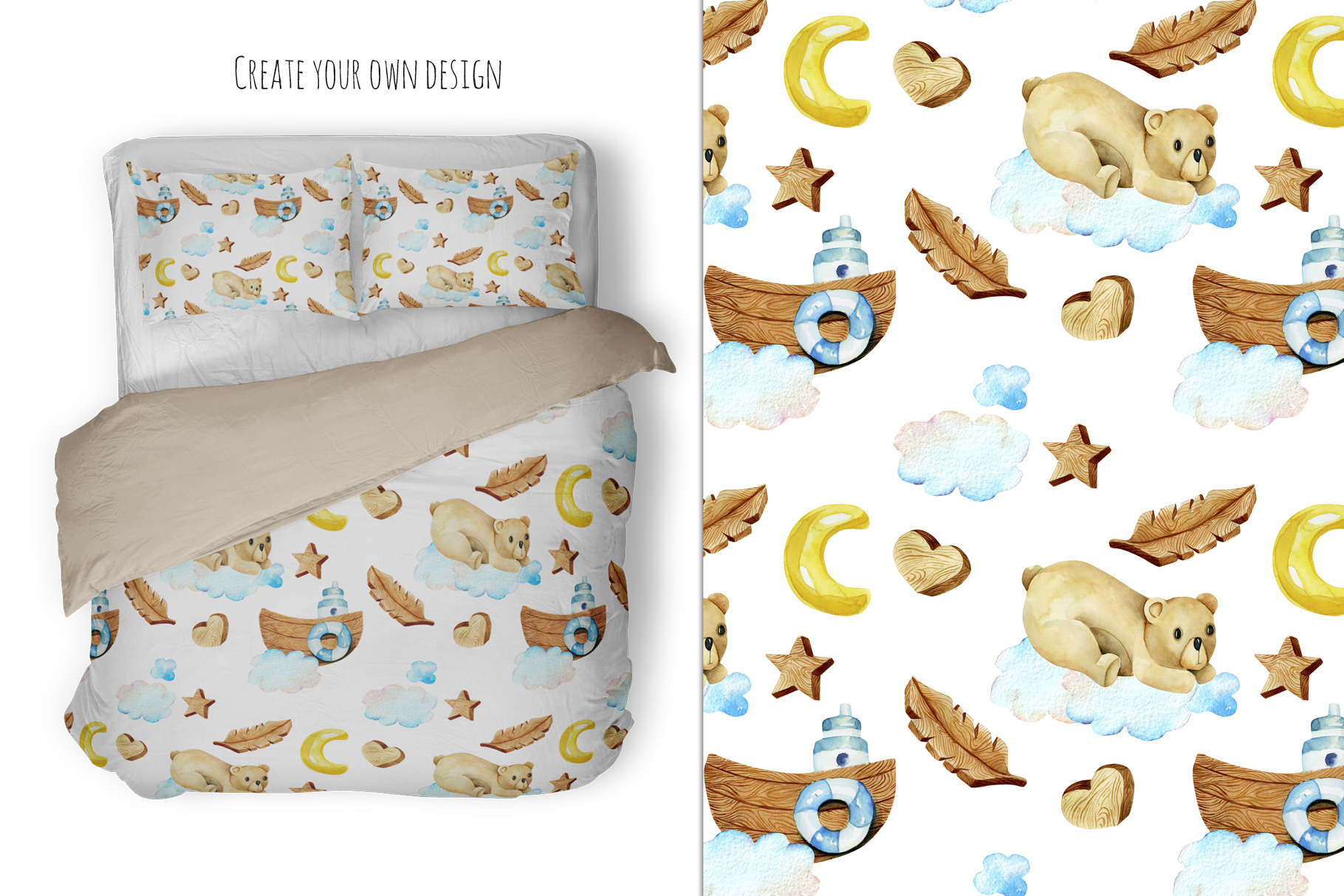 33 Patterns with Animals example image 9