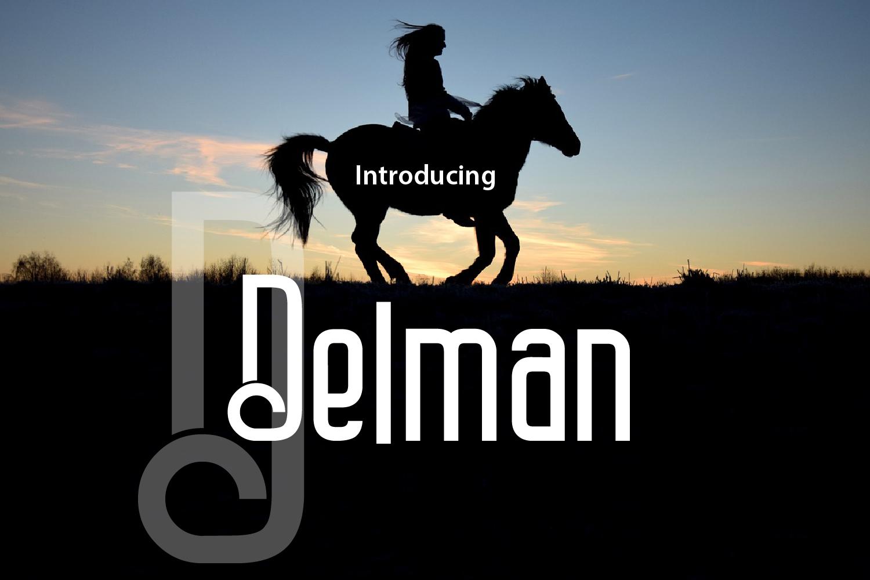 Delman example image 2