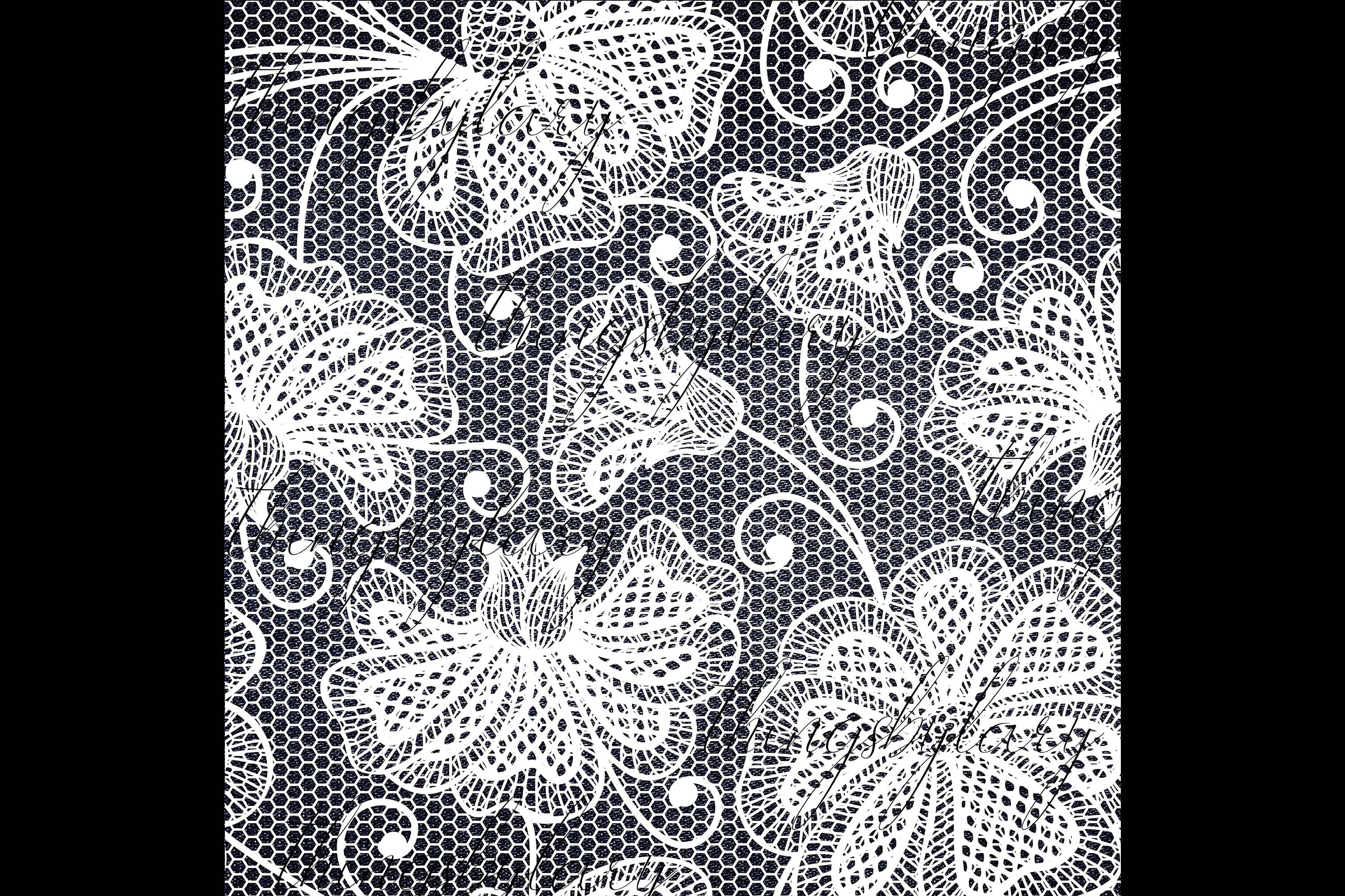 27 White Lace Border Frame Overlay Transparent Images PNG example image 3