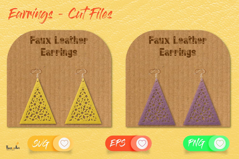 5 Earrings - Mini Bundle - Cut files example image 10
