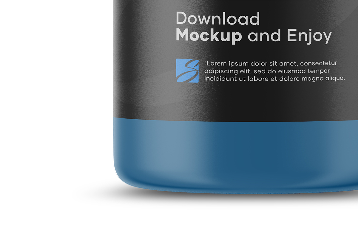 Cosmetic Bottle Mockup example image 4