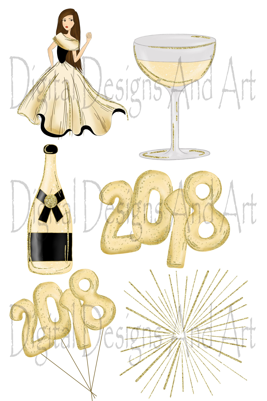 Happy new year example image 2