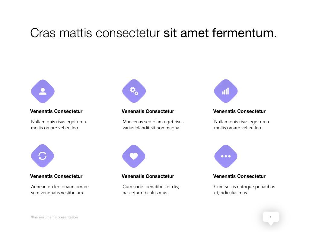 Influencer Marketing Google Slides Template example image 8