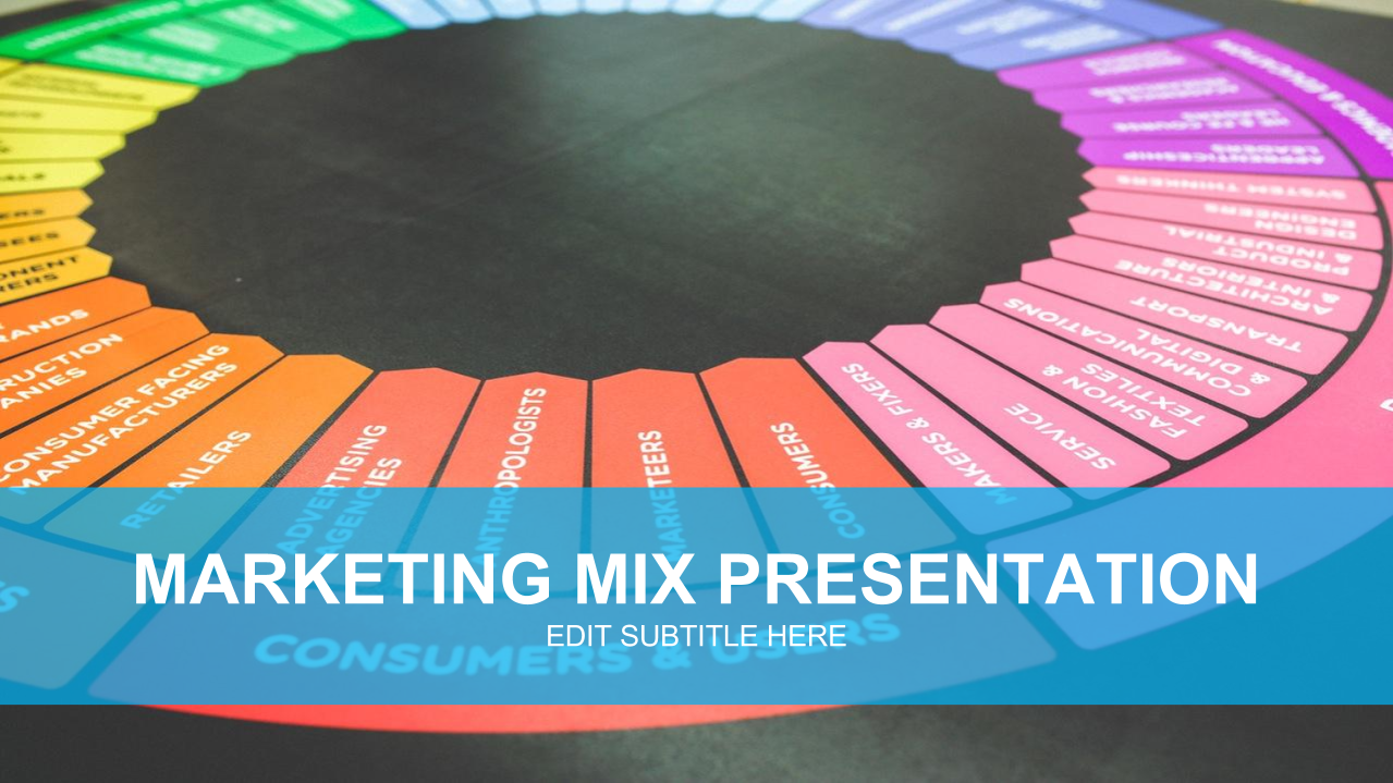 Single marketing mix is used by