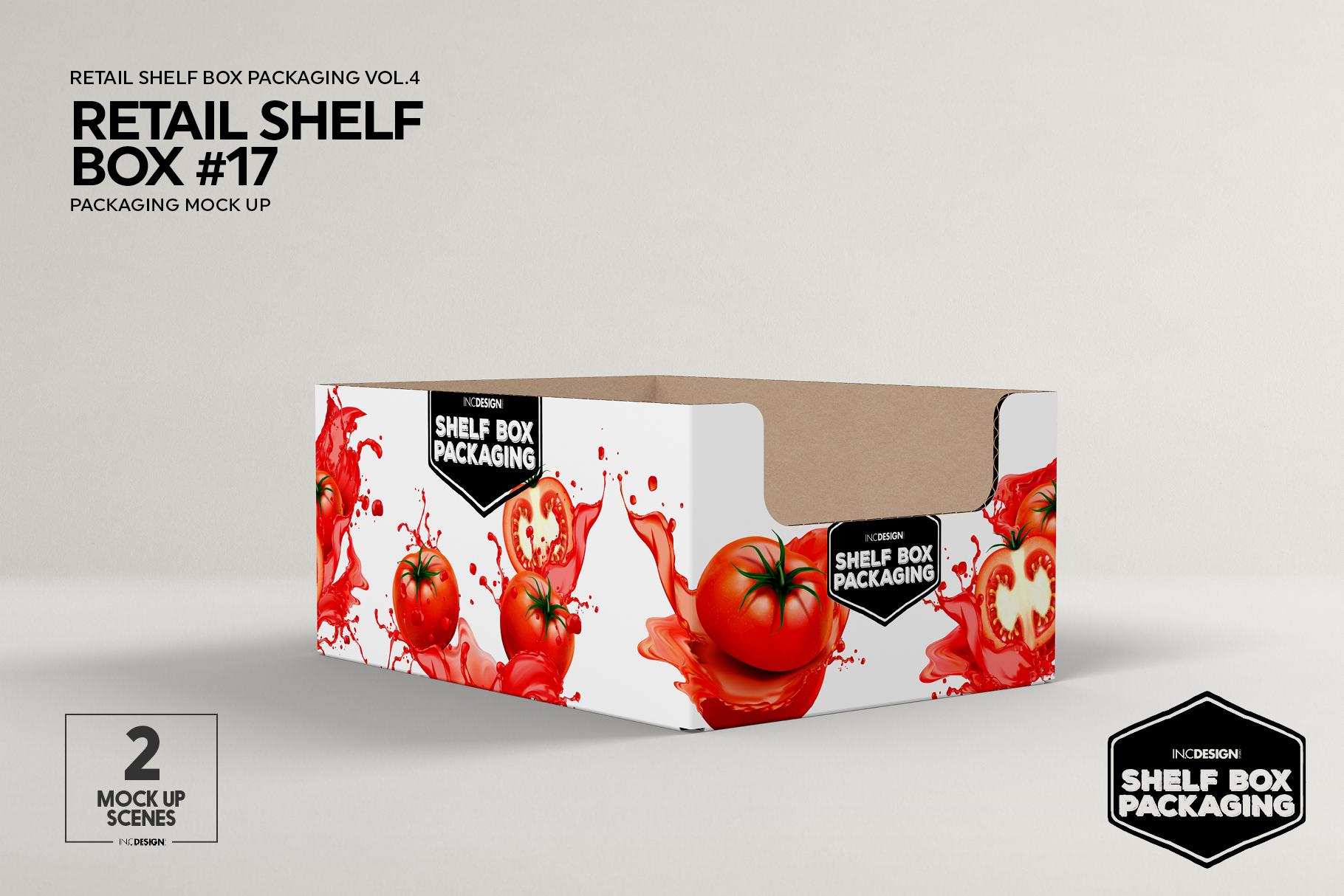 Shelf Box Packaging Volume 4 example image 4