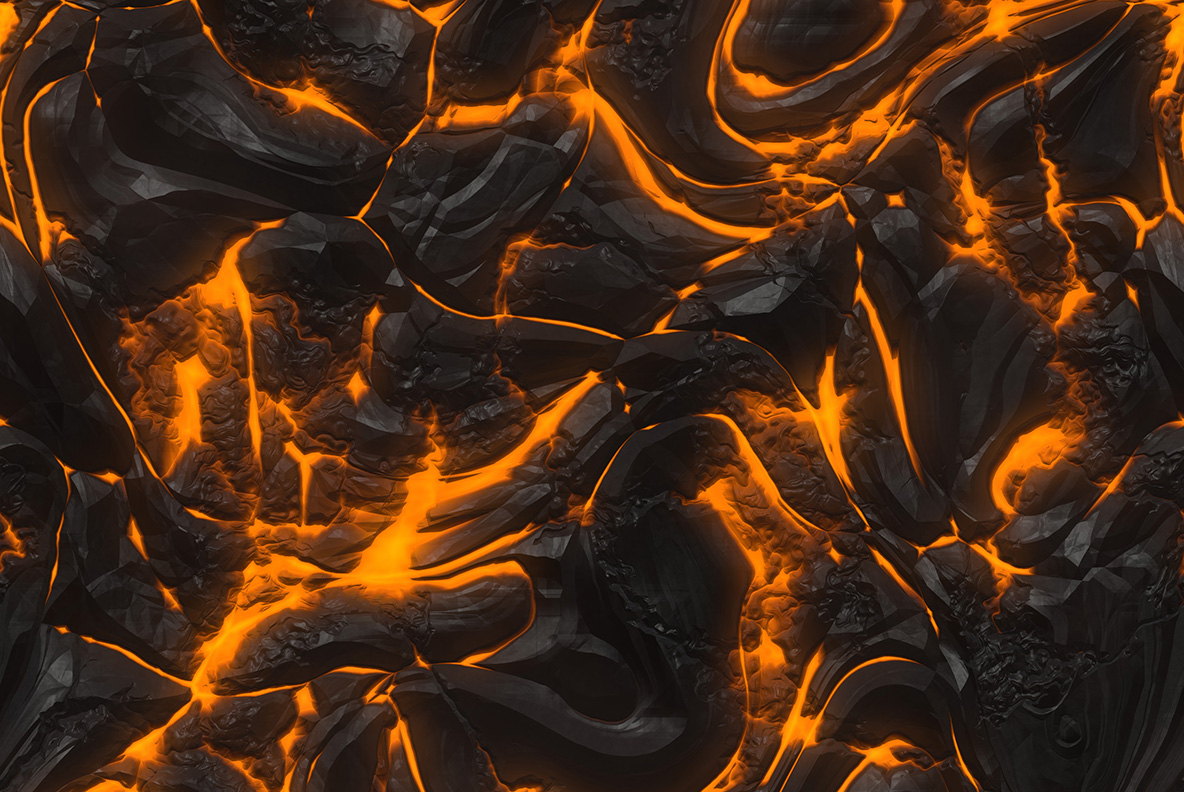 Fire and lava textures example image 6