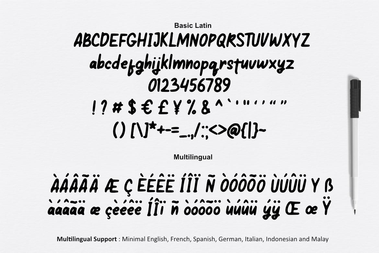 Rasta Font example image 2