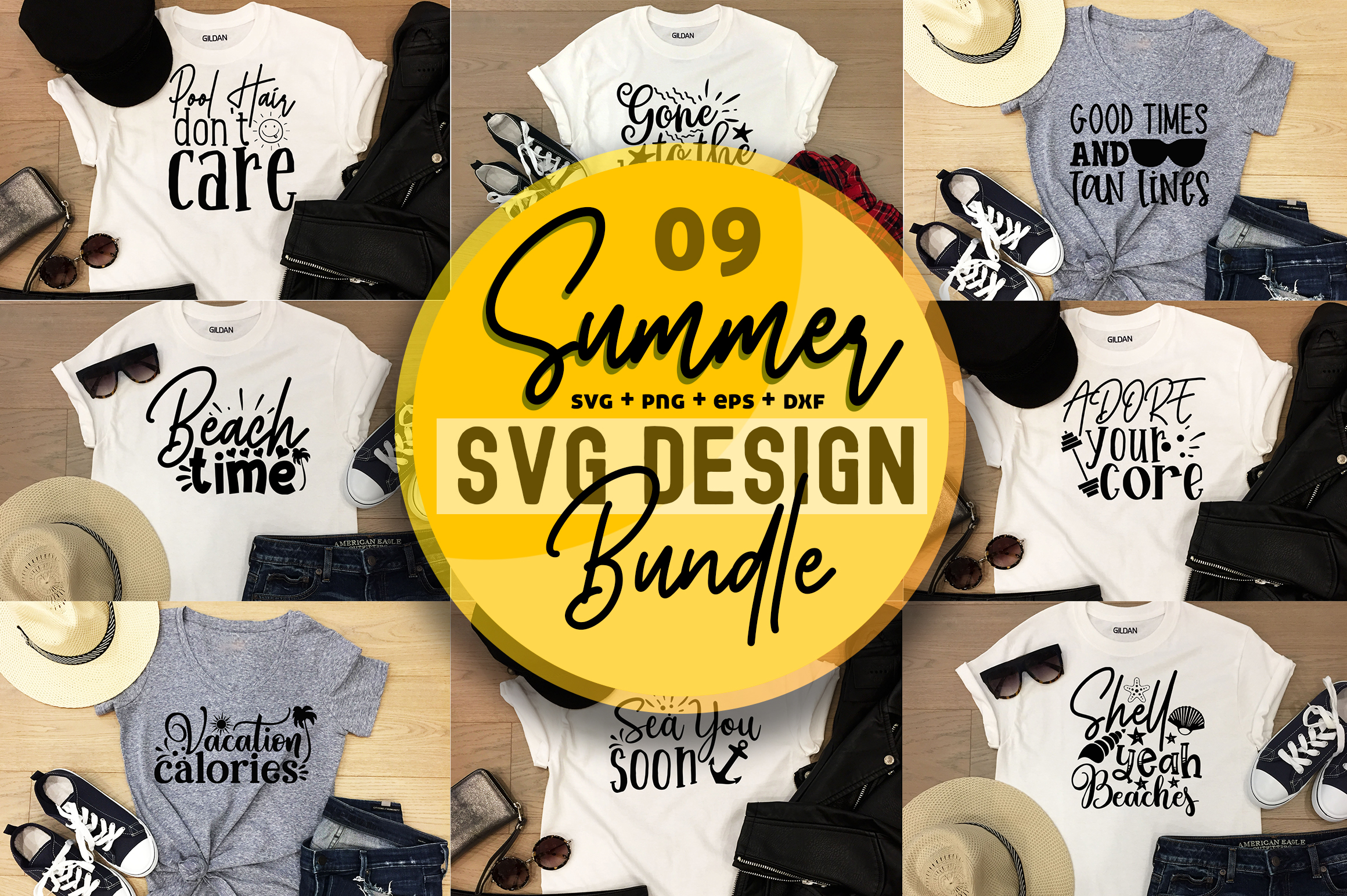 510 SVG DESIGN THE MIGHTY BUNDLE |32 DIFFERENT BUNDLES example image 28