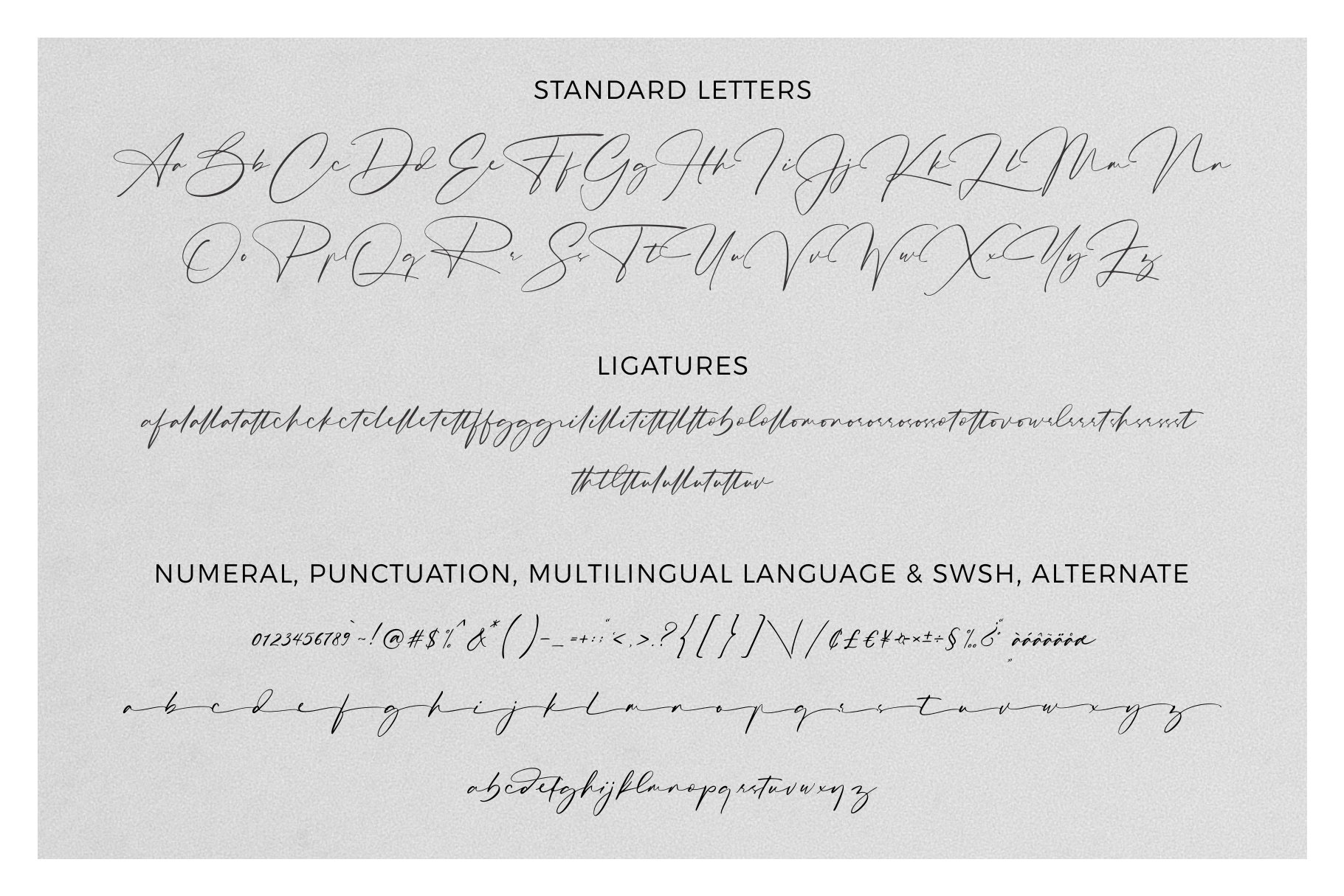 Hafidz | Luxury Signature Font example image 12