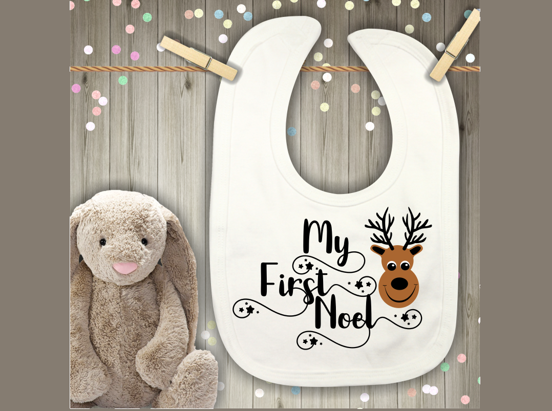 INTRO PRICED LIMITED TIME! First Christmas SVG My First Noel example image 3