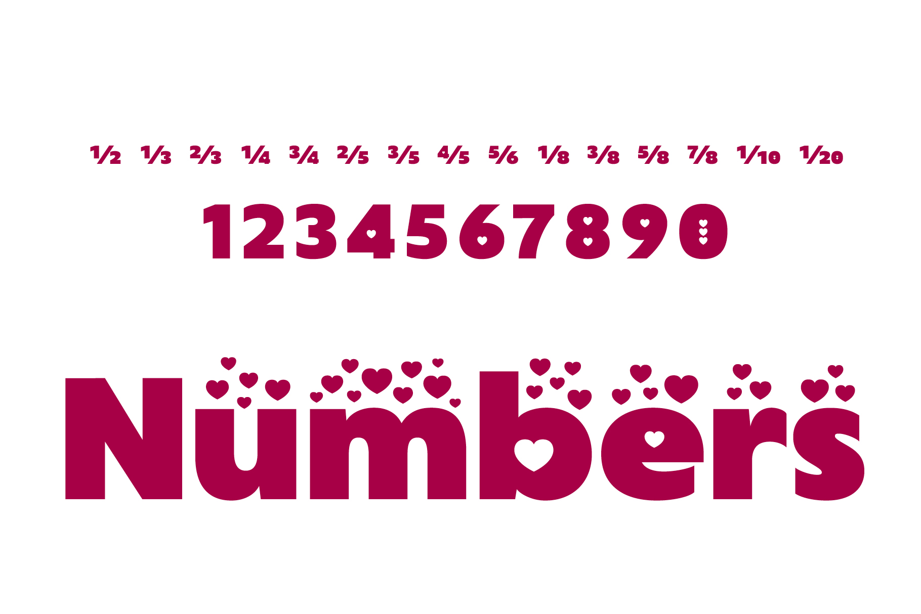 Lovebeat - Valentines Day Love Font example image 6