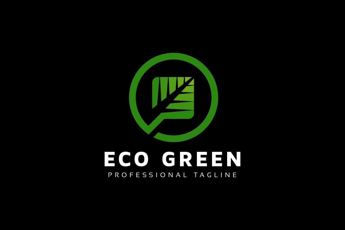 Eco Green Logo example image 2