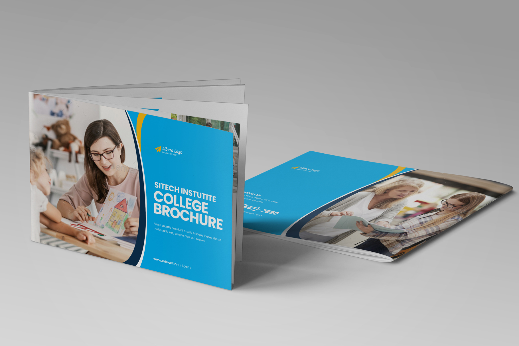 Education Prospectus Brochure v9 example image 14