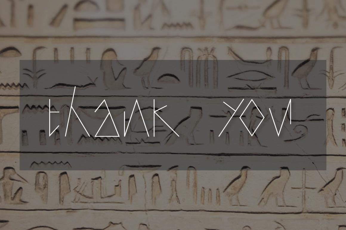 Alexandria Typeface example image 5