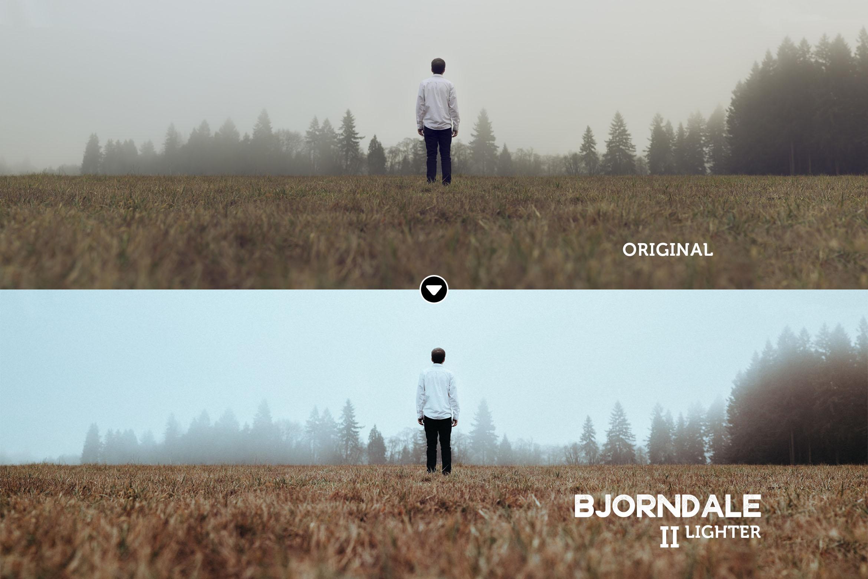 Bjorndale Presets for Lightroom & ACR, Desktop & Mobile example image 5